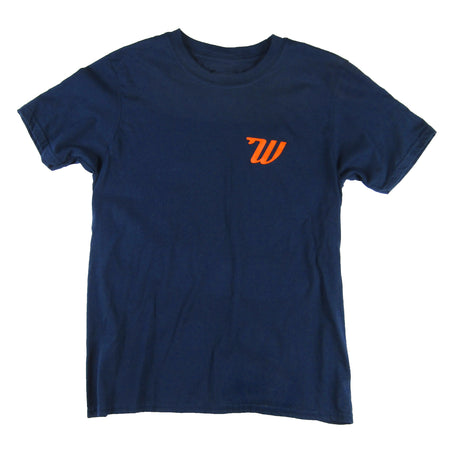 Woodies - Boys - Navy T-Shirt