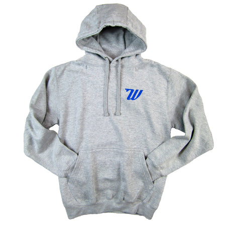 Woodies - Mens - Grey Hoody