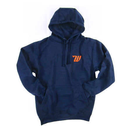 Woodies - Mens - Navy Hoody
