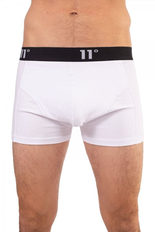 11 DEGREES 2db Boxer - White