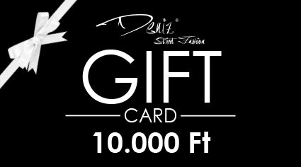 Deniz Street Fashion Gift Card 10.000 Ft