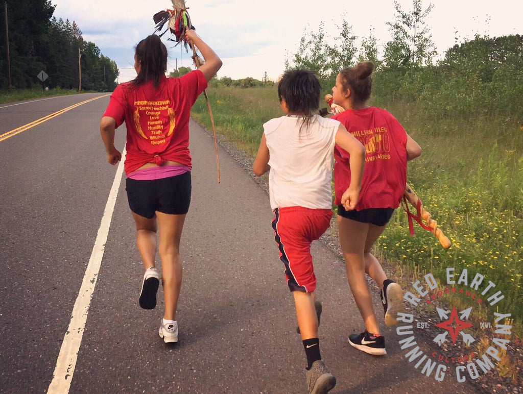 Annual Anishinaabe Spirit Run