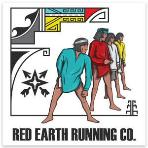 Four Runners Sticker