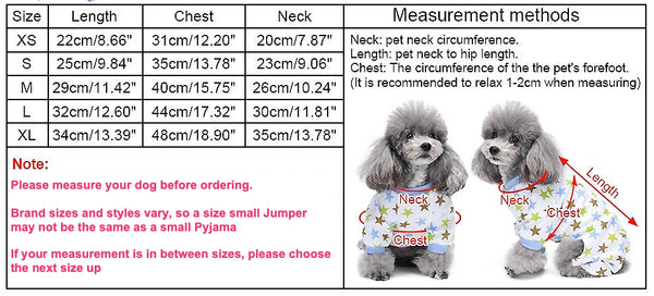 dog-pyjama-sizes-poochie-fashion