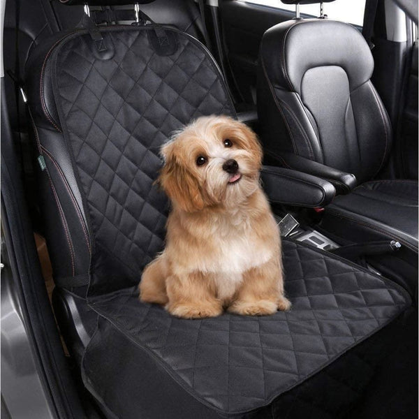 Universal Dog Front Car Seat Cover - Posh Pawz - 2