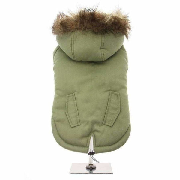 Urban Pup Mod Fishtail Parka Dog Coat XS - Sale - 2