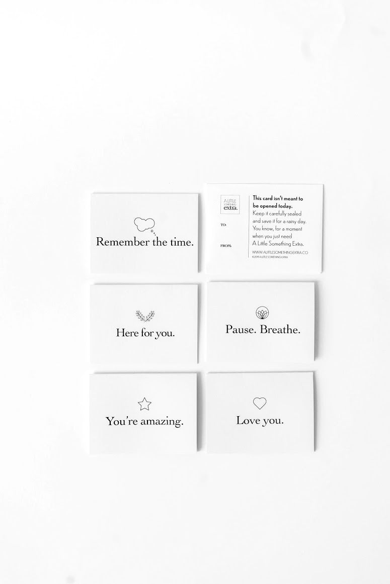 5-Card Bundle | A Little Something Extra