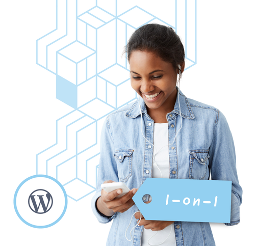 1-on-1 — WordPress