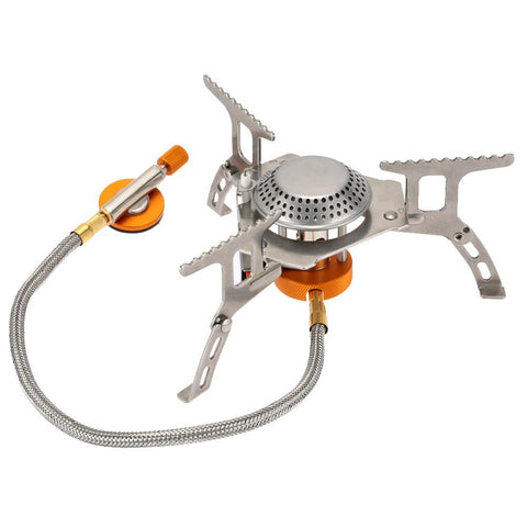 Portable Mini Folding Outdoor Gas Camping Stove-Shop Deal Anchor