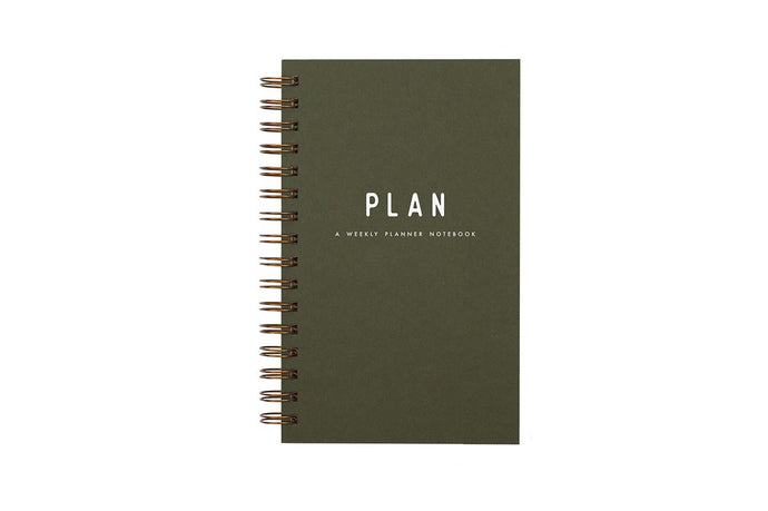 Plan Simple Weekly Planner
