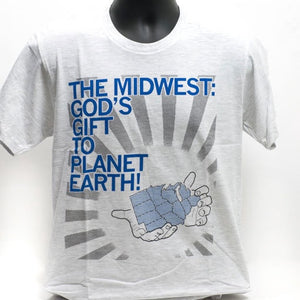 Midwest God's Gift Tshirt