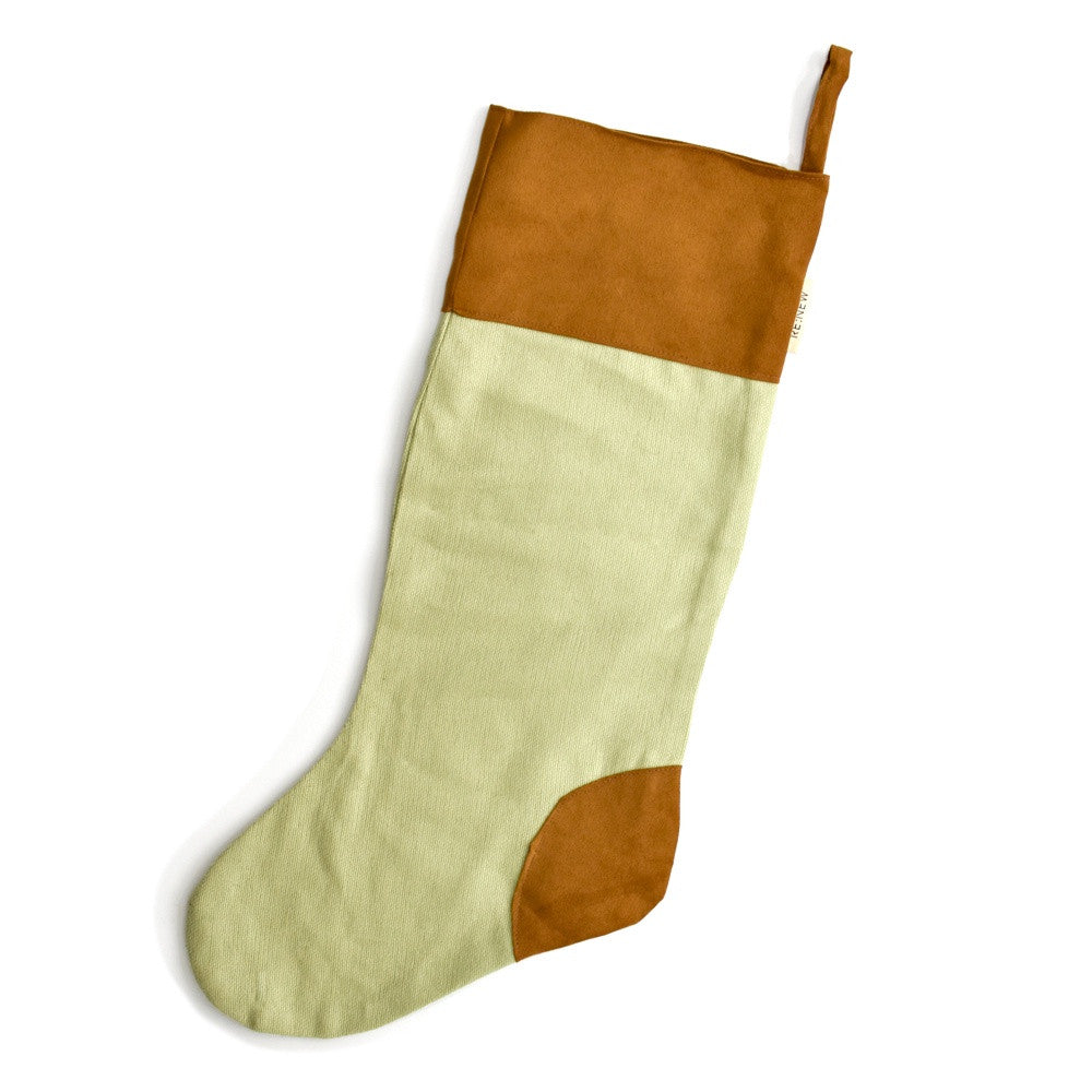 Handmade Holiday Stocking