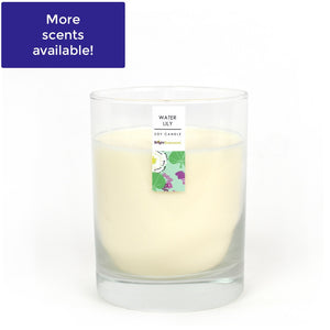 Signature Glass Soy Candle