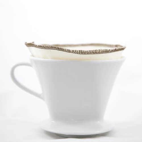 CoffeeSock Cotton Coffee Filters (Set of 2)