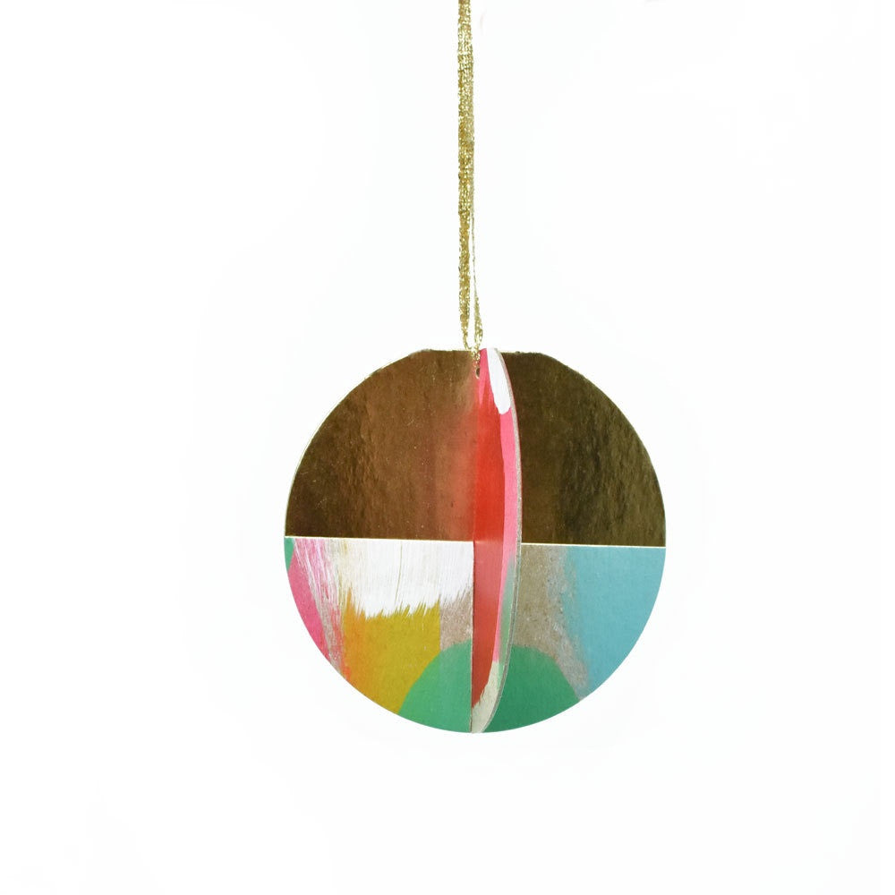 Holiday Aurora Ornament