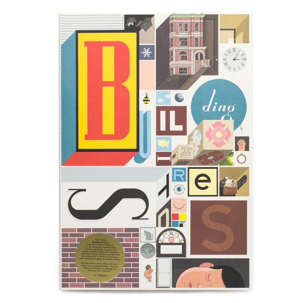 Building Stories Book by Chris Ware