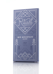 Mid-Mountain Blend Chocolate Bar
