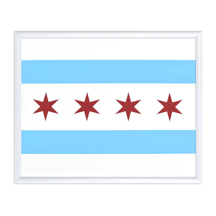 Chicago Flag 8