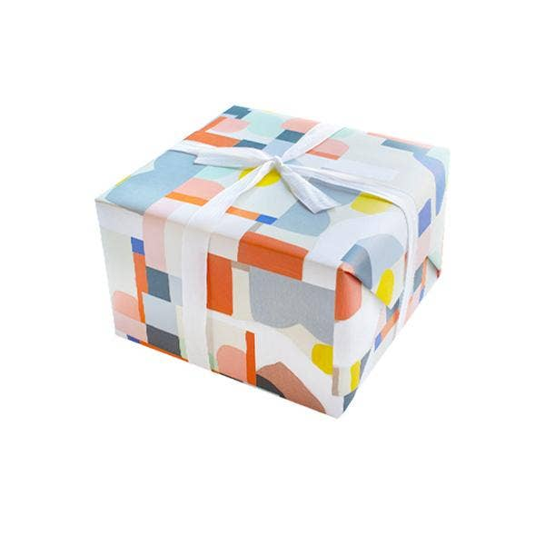 Spectrum Gift Wrap Paper Sheets (Set of 3)
