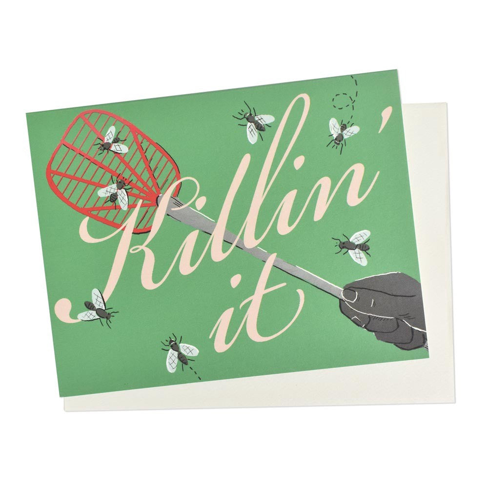 Killin' It Card