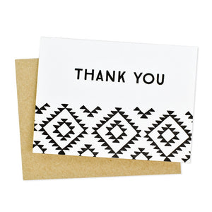 Kilim Thank You Card