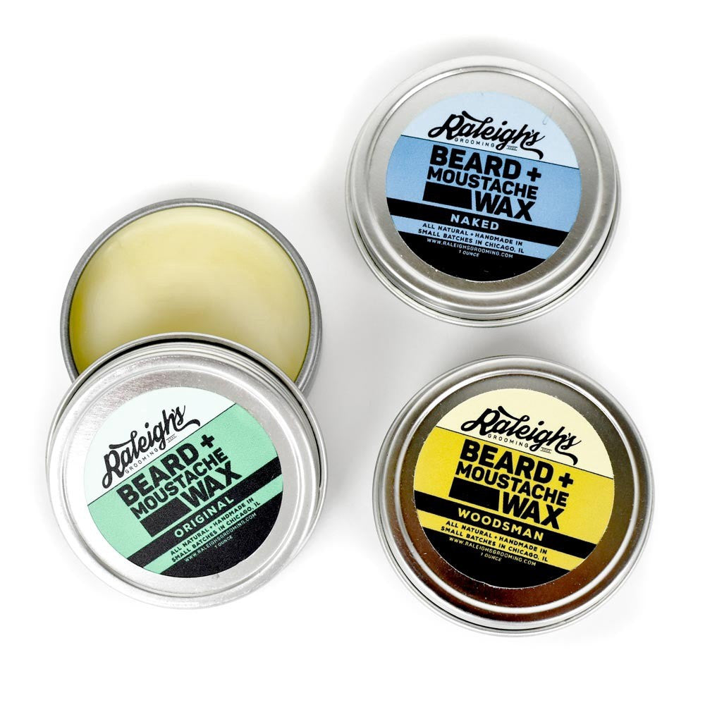 Beard & Moustache Wax