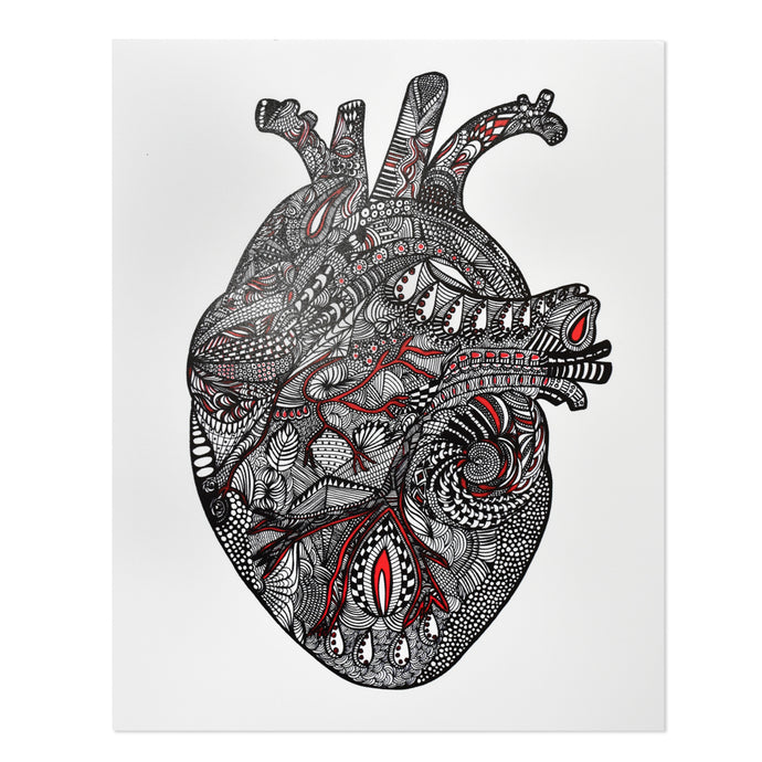 Anatomical Heart 8