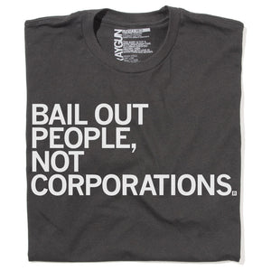 Bail Out People Tshirt (supporting Chicago Community Bond Fund)