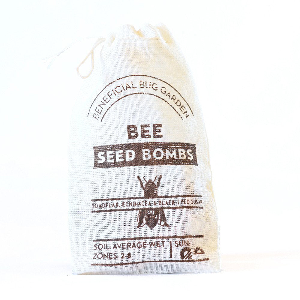 Beneficial Bee Seed Pods