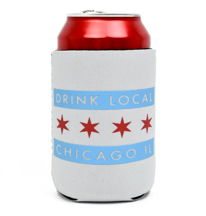 - Drink Local Can Cooler