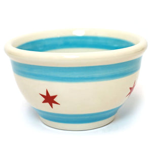 "Chicago Flag 7.5"" Bowl"