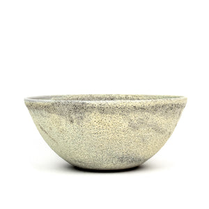 "Gather 'Lava' Glazed Handmade 10"" Fruit Bowl"