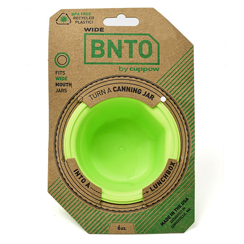 Cuppow Bento Chartreuse Lunchbox Adaptor