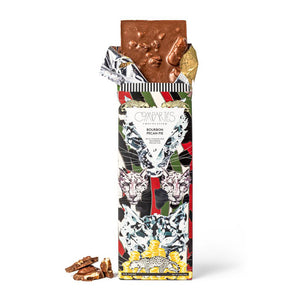Bourbon Pecan Pie Holiday Milk Chocolate Bar