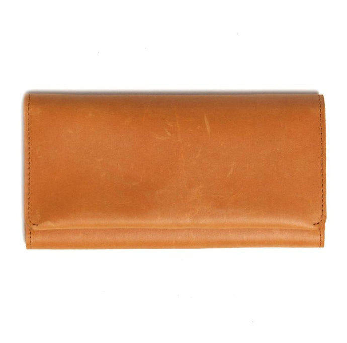 Debre Minimal Leather Pocketbook Wallet