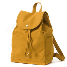 Recycled Cotton Canvas Backpack
