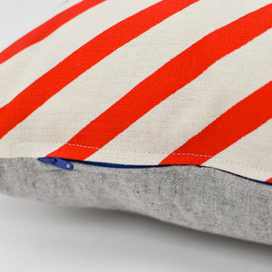 American Flag Pillow, 12x20