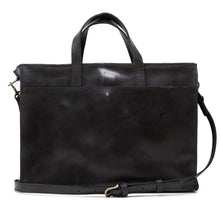 Elsabet Leather Work Tote Laptop Bag