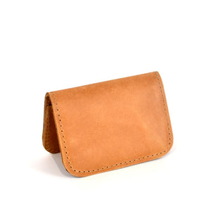 Kalkidan Leather Card Wallet