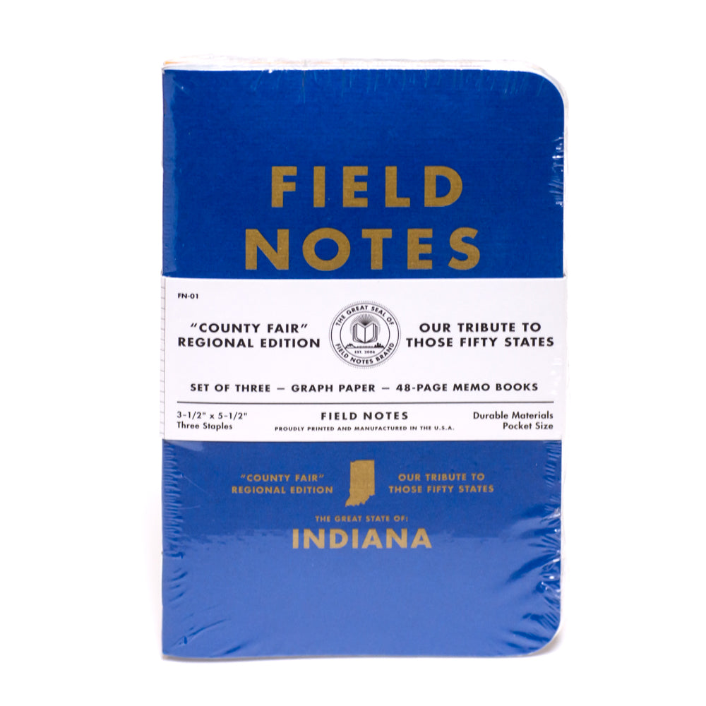 Field Notes Indiana County Fair