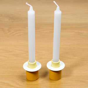Field Candlesticks (Set of 2)