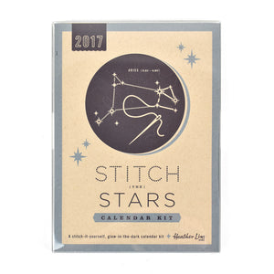 Stitch It Yourself Calendar 2017