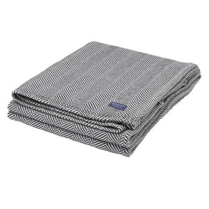 Faribault® Herringbone Cotton Throw Blanket