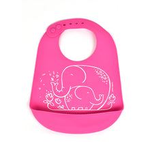 Elephant Bucket Bib