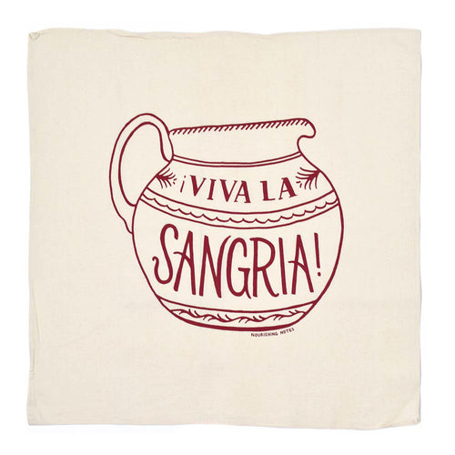 Viva la Sangria Kitchen Towel