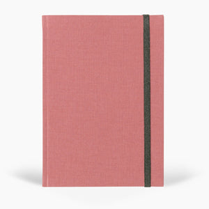 "Bea 6"" x 8"" Hard Cover Ruled Notebook or Journal"