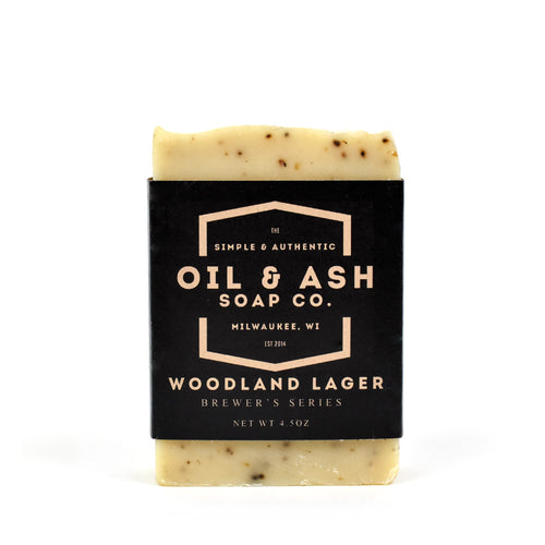 Woodland Lager Soap