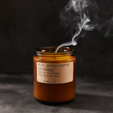 Spiced Pumpkin Soy Candle