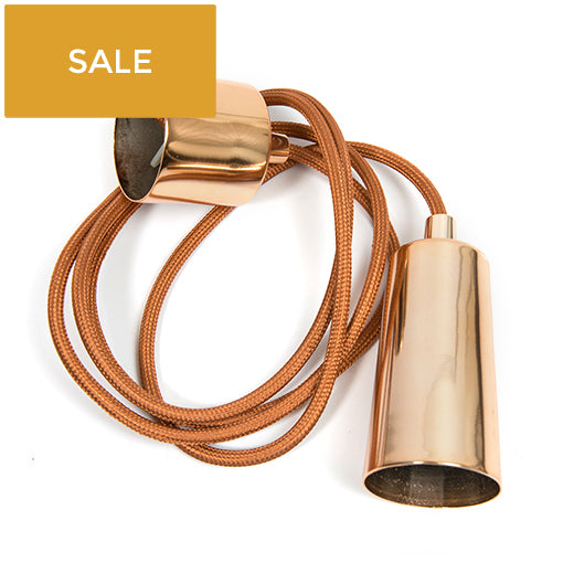 Plumen Drop Cap in Copper