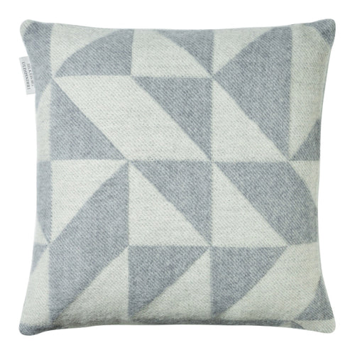 Twist a Twill Wool Pillow
